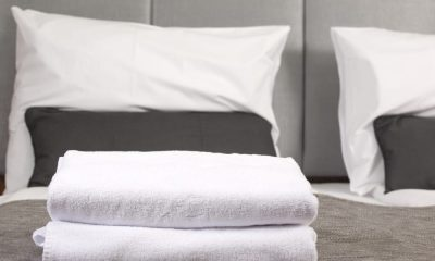 Vacation rental linens