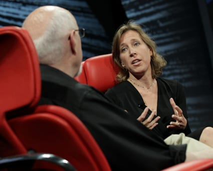 Susan Wojcicki has resigned as member of the HomeAway Board