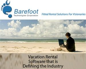 Barefoot Vacation Rental Software