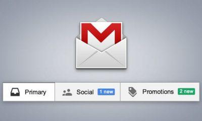 Gmail Tabs and Hospitality Marketing