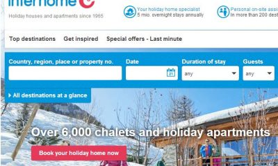 Interhome partners with HomeAway