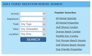 Availability Search Box Optimization