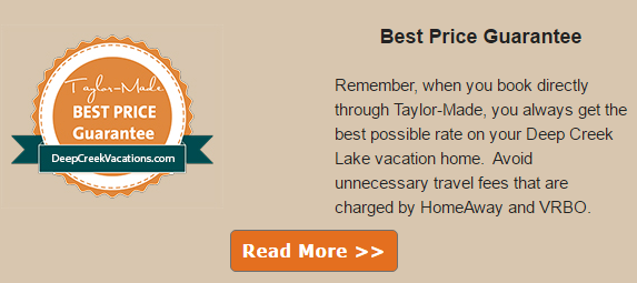 Beat the vacation rental service fee with a Best Price Guarantee