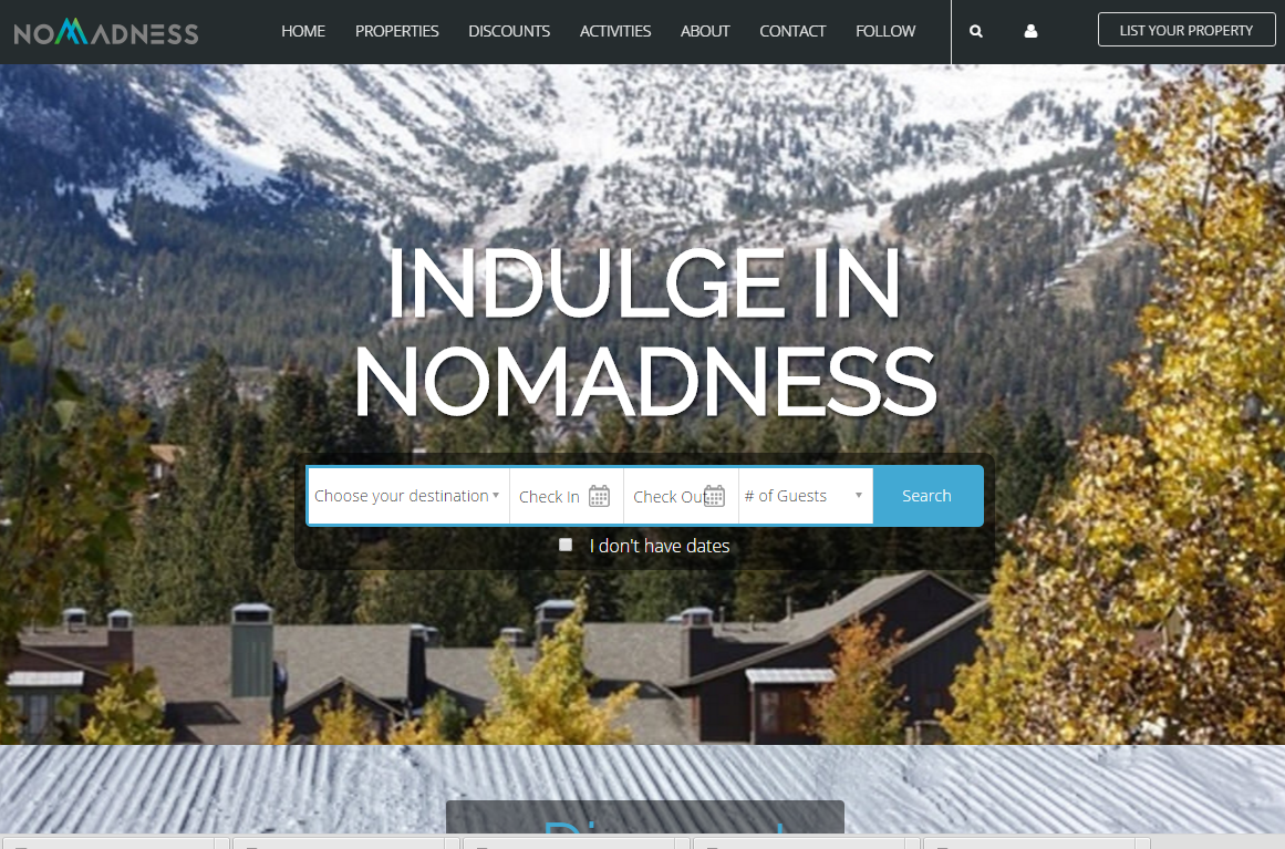 Nomadness Rentals Takes on Airbnb with Brilliant Press Release - VRM
