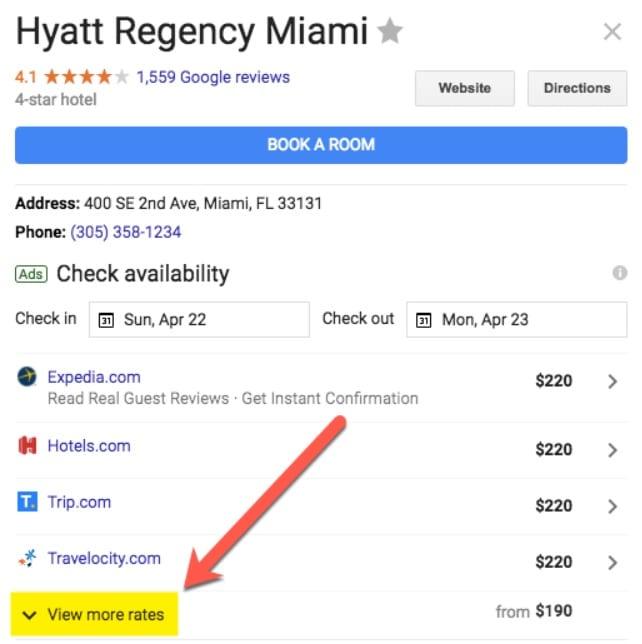 Google Rental: Hyatt Regency Google Vacation Rentals