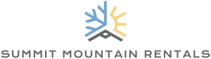 summit mountain vacation rentals logo