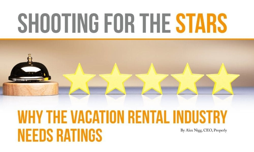 Opinion: Why The Vacation Rental Industry Needs Ratings - VRM Intel