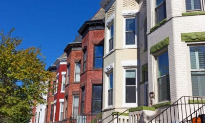 washington dc houses residential neighborhood