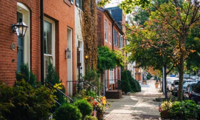 baltimore homes houses residential neighborhood