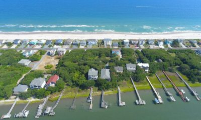 carolina retreats topsail island vacations blue water realty oceanbreeze properties