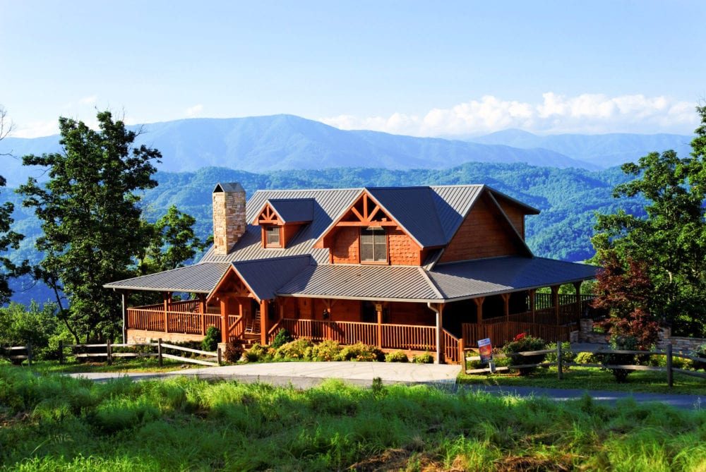 Cabins for YOU vacation rental home smoky mountains