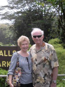 Walt and Joanne Plimpton