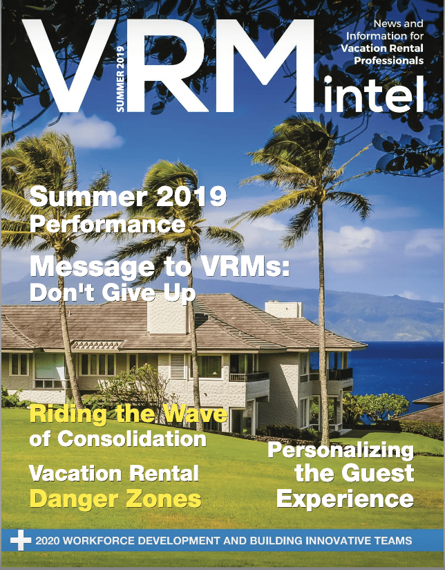 VRM Intel 2019 Magazine Cover